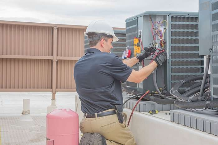 commerical hvac global heating and air