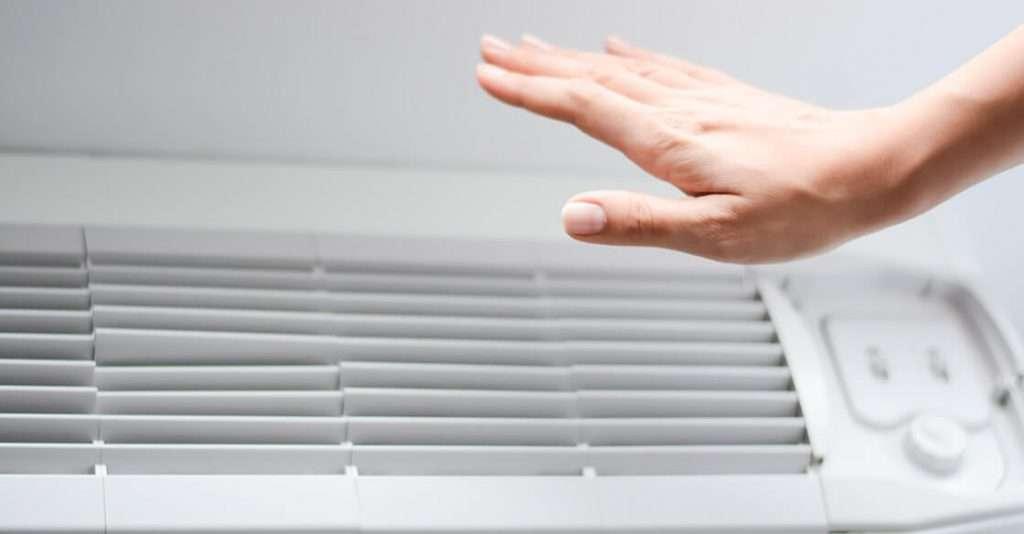 HVAC needs repair