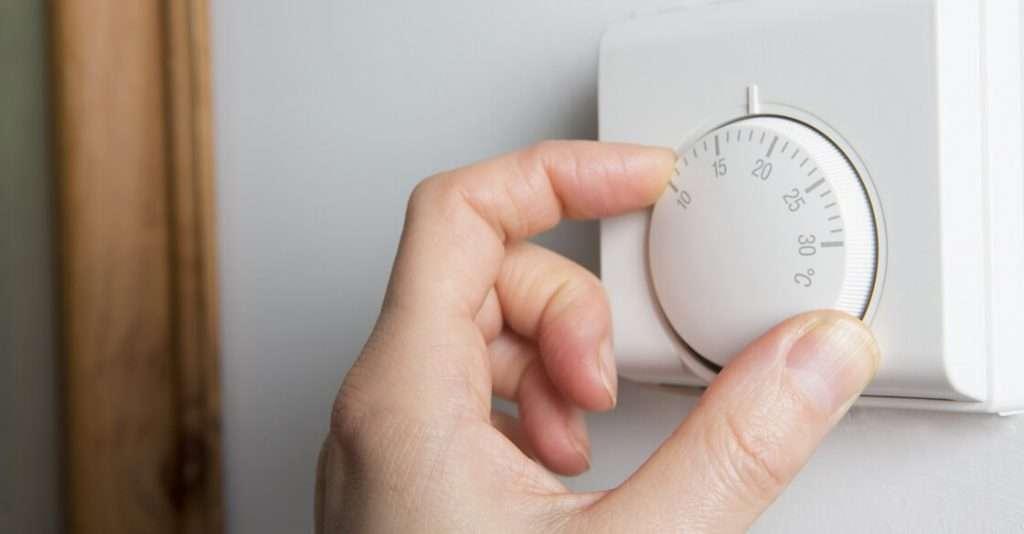 home heating budget